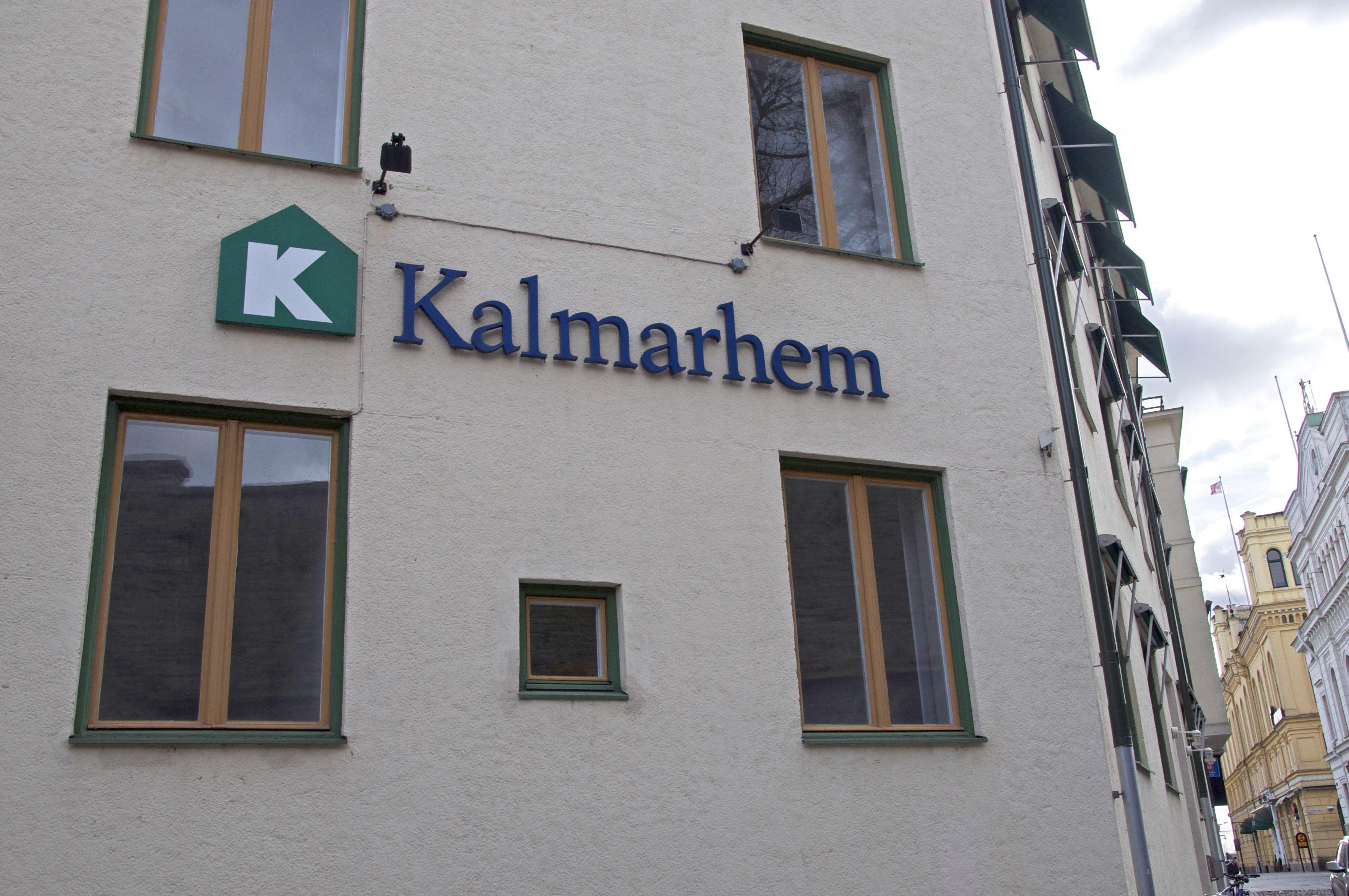 Kalmarhems kontor i Kalmar.