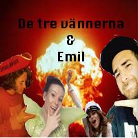 De tre vännerna och Emil